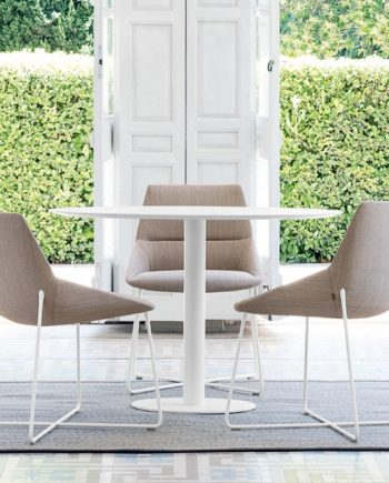 Cadira Dunas XS Base Varilla Inclass mobles Gifreu