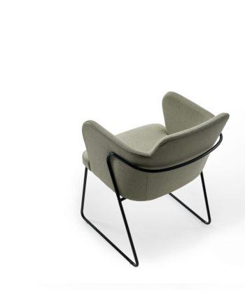 Cadira Evita PZ picat Doos by mobles Gifreu taules i cadires alta qualitat