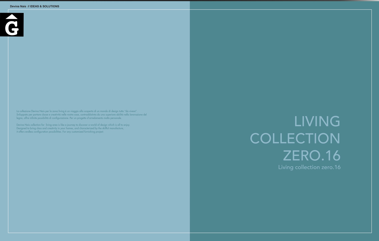 Zero 16 Colecció mobiliari Devina Nais V2 by mobles Gifreu
