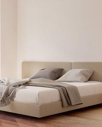 Llit Lota entapissat Treku Home selecció Gifreu mobles Girona