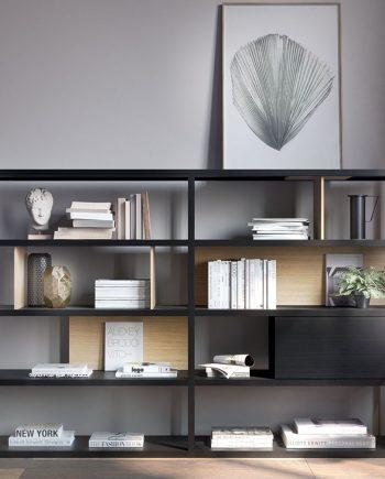 Moble llibreria Kai de Treku - Gifreu