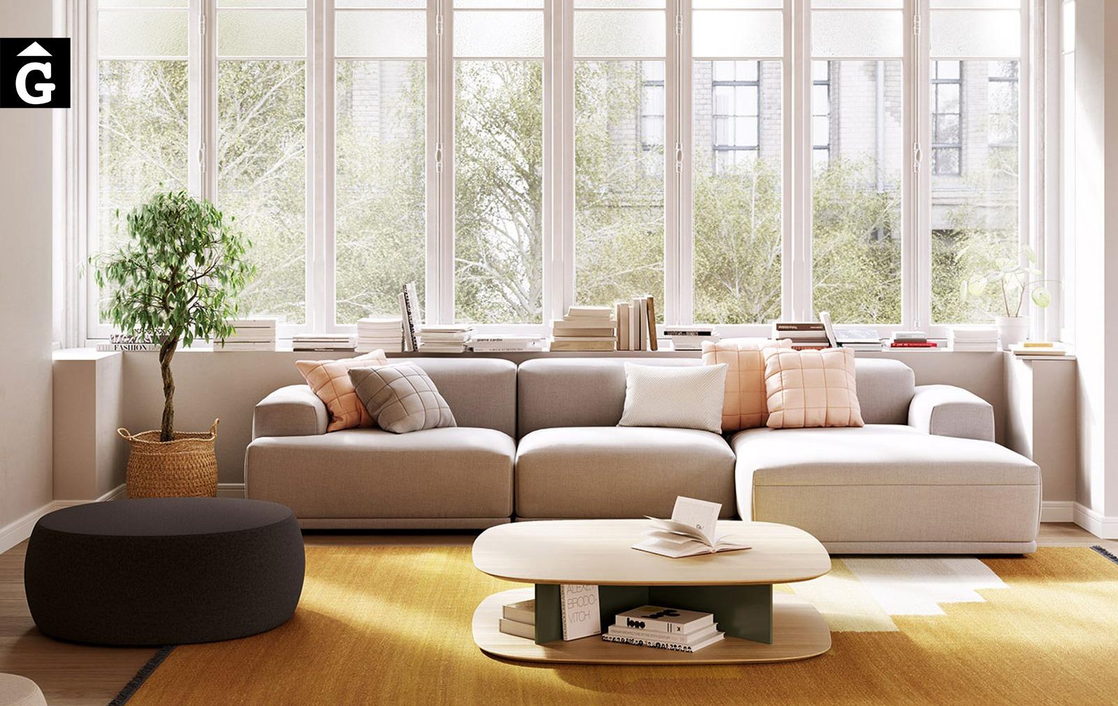 Taula de centre Bita Treku Home selecció Gifreu mobles