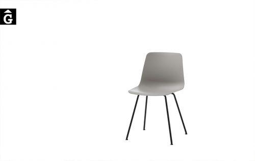 Cadira Varya pota metàlica | Inclass cadires tamborets i taules | mobles Gifreu