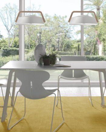 Cadira mariquita blanca