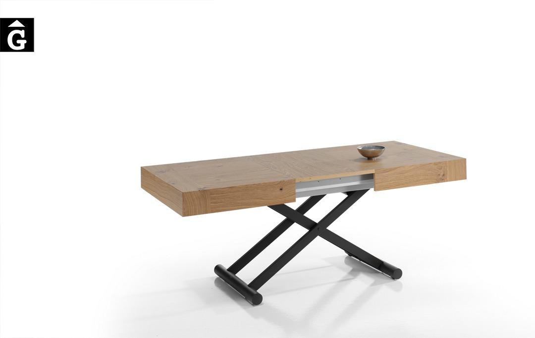Taula centre elevable Activa | Indesan | taules | mobles Gifreu