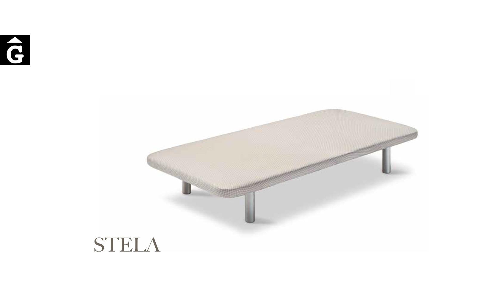 Canapé rígid Stela | Astral Nature | Equips de descans saludables realitzats amb productes naturals de qualitat | Gifreu