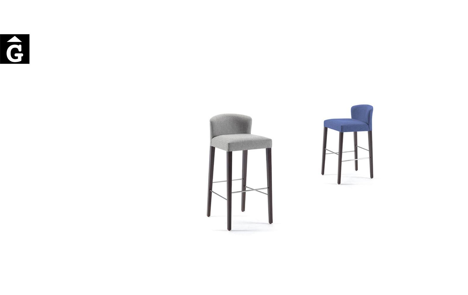 Tamboret Retro | Doos | mobles Gifreu taules i cadires alta qualitat