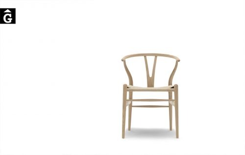 Cadira Wishbone | CH24 | Carl Hansen & son | mobles Gifreu