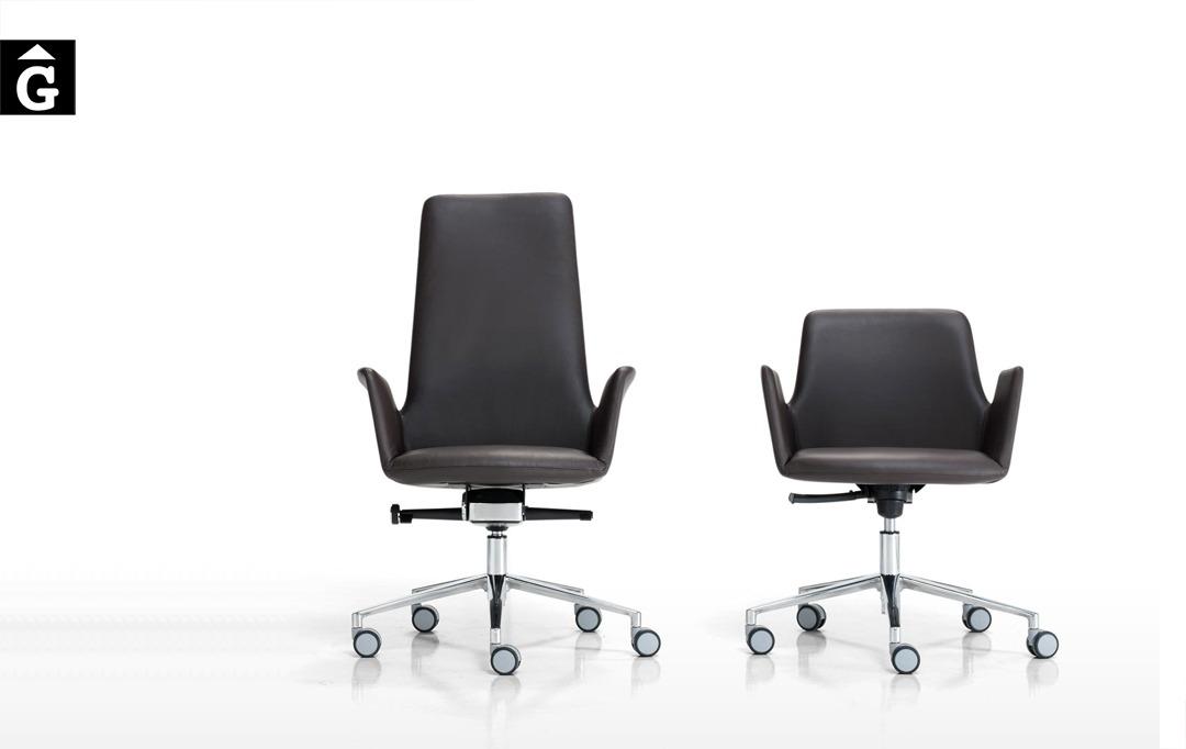 Cadira rodes Altea | Inclass cadires tamborets i taules | mobles Gifreu