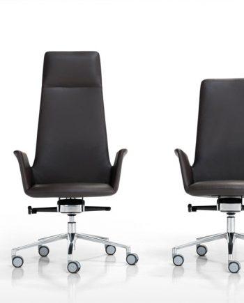 Cadires amb rodes Altea | Inclass cadires tamborets i taules | mobles Gifreu