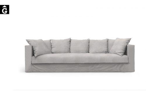 Sofà Albert & Albert fons blanc | Atemporal | Ethical home interiors | Gifreu | sofas | Girona