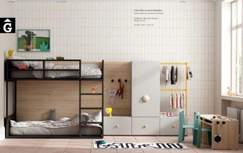 Habitació Infantil - Juvenil | Llitera | lagrama | mobles Gifreu