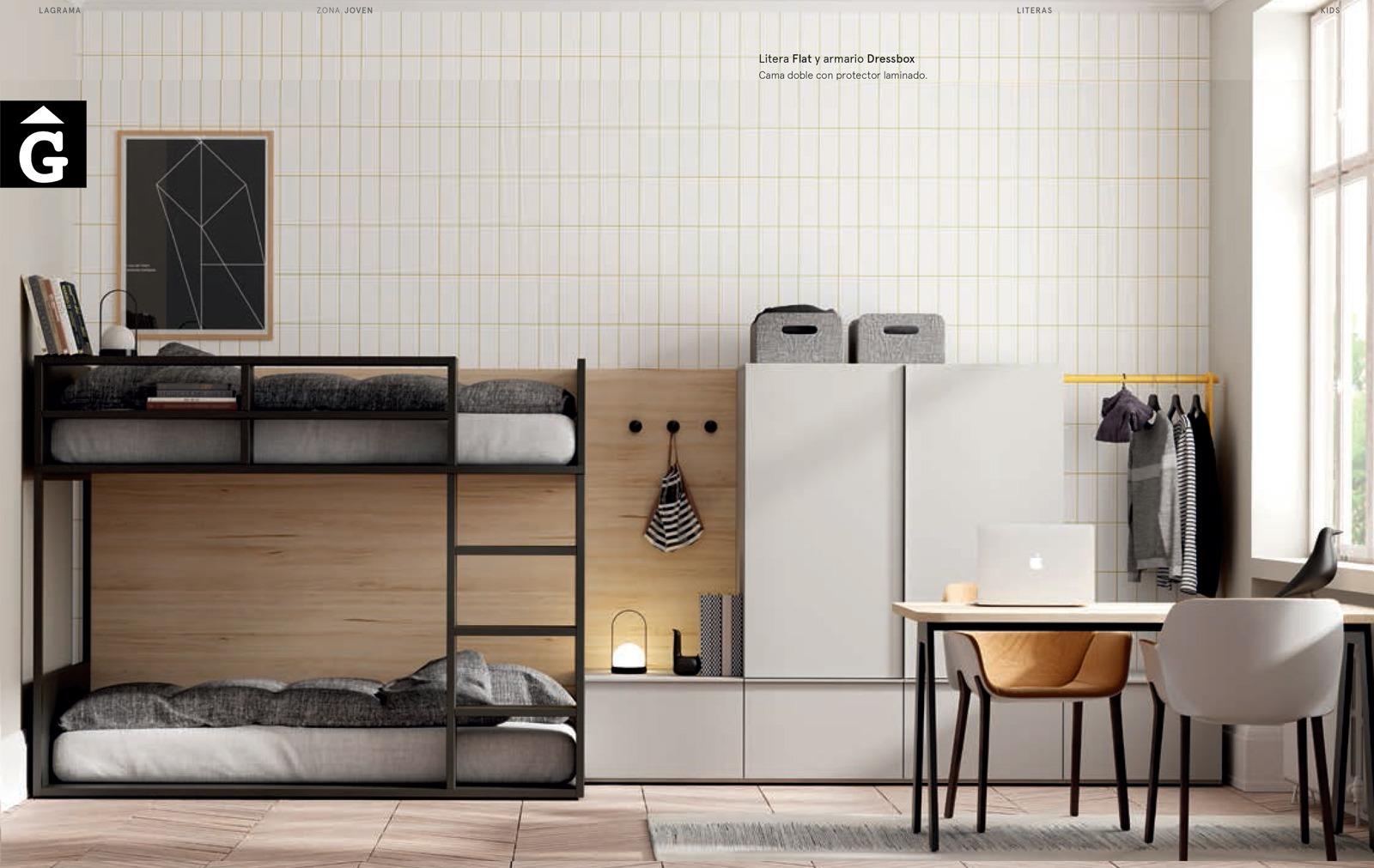Habitació Juvenil I lagrama | mobles Gifreu