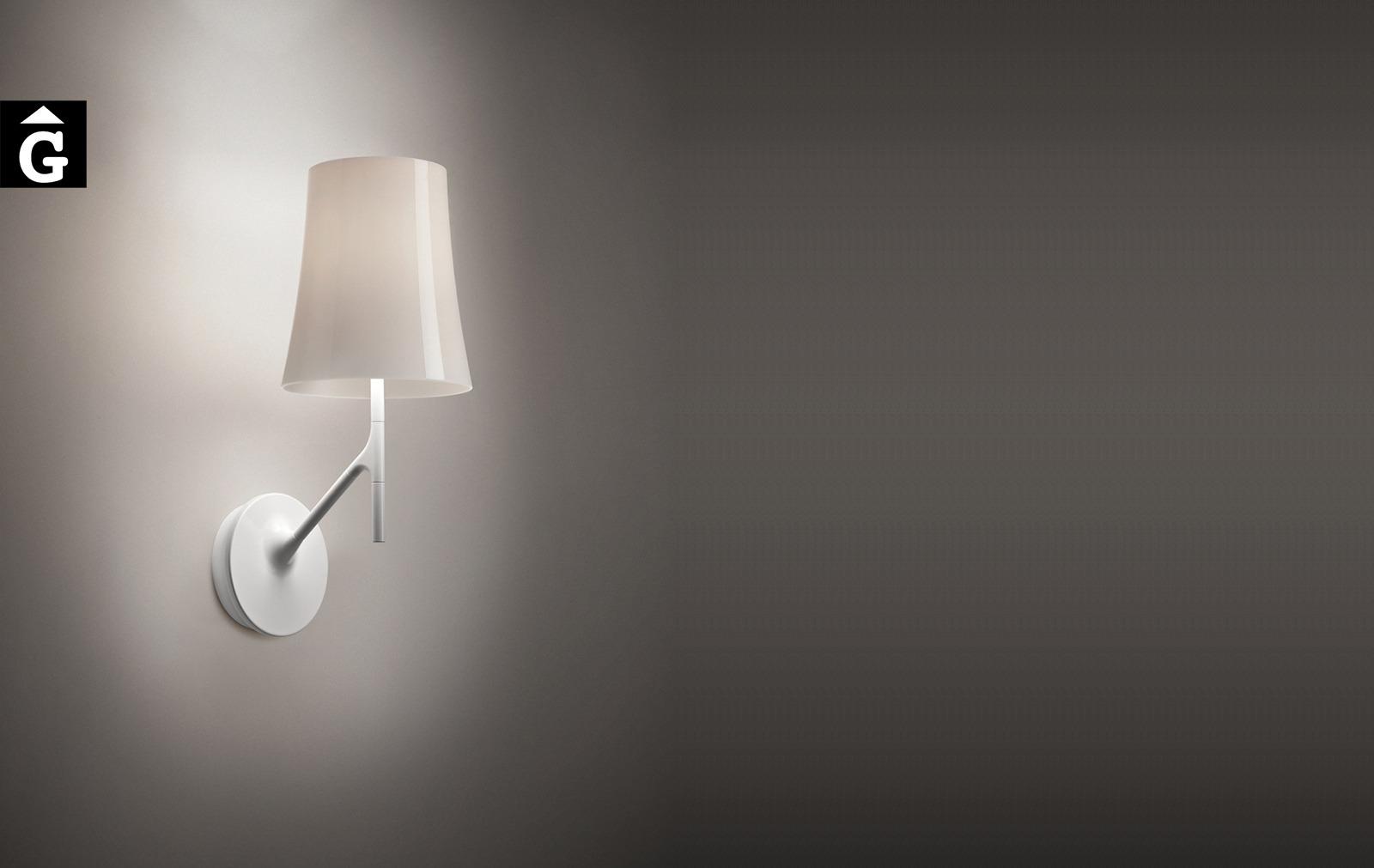 Làmpada aplic blanc Birdie | Lampares foscarini | mobles Gifreu