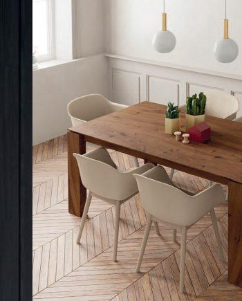Taula menjador Tavole acabat Vintage | Moble de Qualitat | Vive | mobles Gifreu