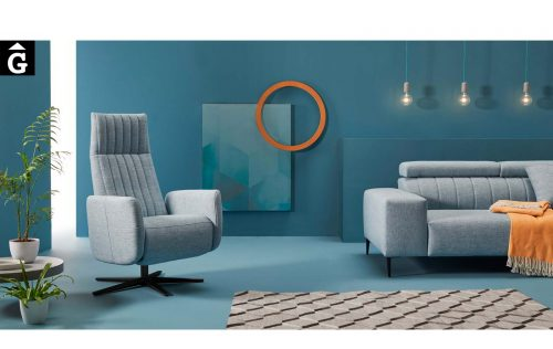 Butaca relax Tempo | Reyes Ordoñez Sofas disseny i qualitat alta distribuïdor oficial mobles Gifreu