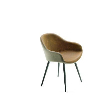 Cadira amb braços Sonny   MIDJ   mobles Gifreu   Productes de qualitat Premium
