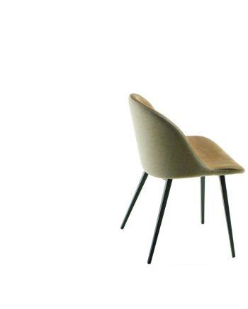Cadira entapissada Sonny   MIDJ   mobles Gifreu   Productes de qualitat