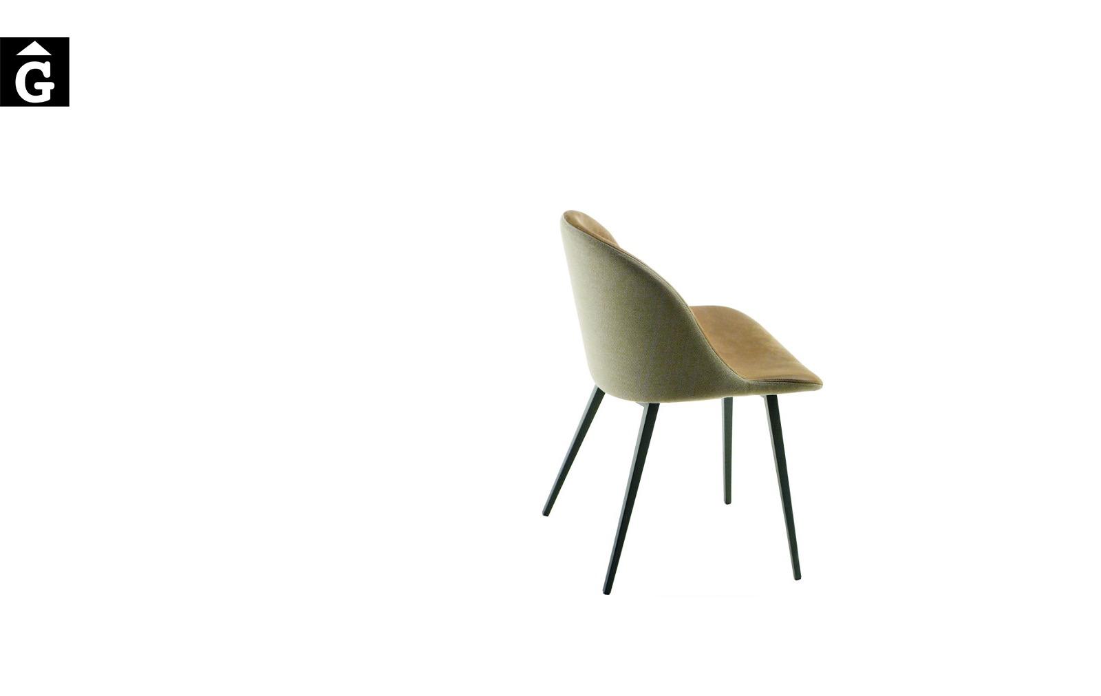 Cadira entapissada Sonny | MIDJ | mobles Gifreu | Productes de qualitat