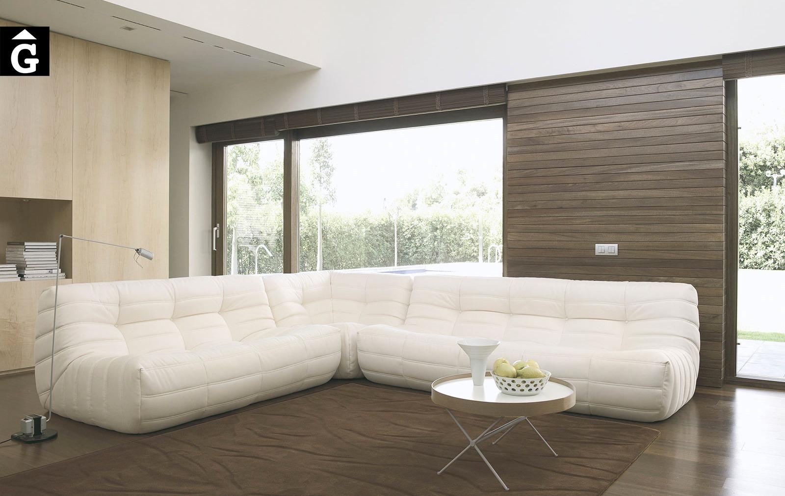 Sofà raconer Oruga | Atemporal | Ethical home interiors | Gifreu | sofas | Girona