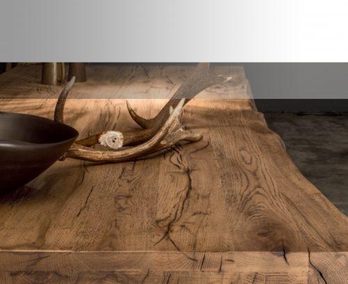 Taules de fusta massissa
