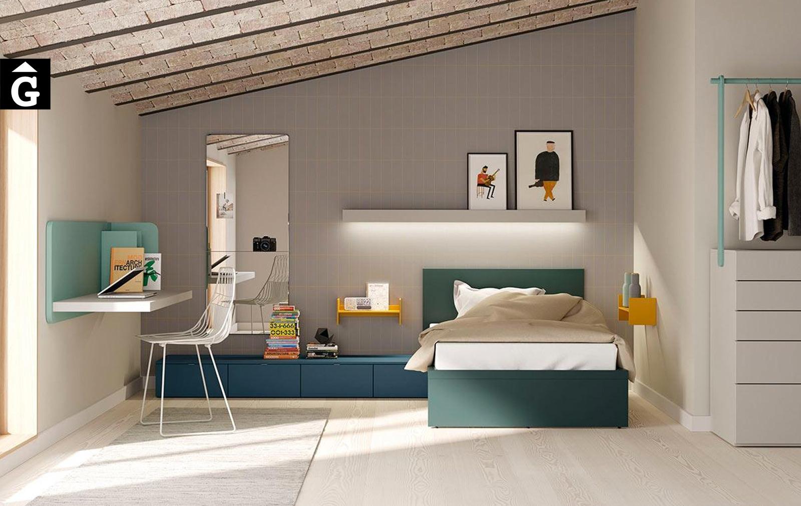 Habitació amb llit niu Frame