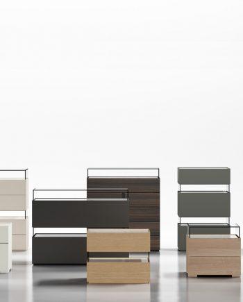 Moduls Klas   Habitacions llit gran   Bedrooms Emede by mobles Gifreu Llits grans matrimoni singel disseny actual qualitat premium