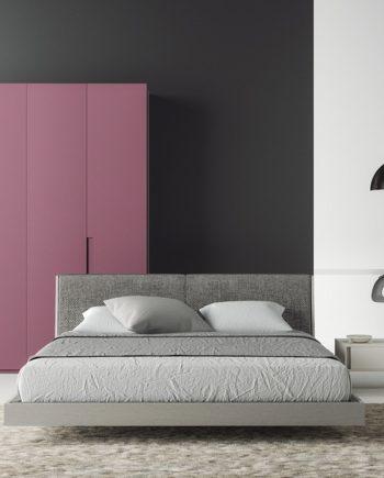 Habitació llit gran Pilow i tauleta Tomi   Besform mobles Gifreu   Mobles de qualitat i a mida   Girona