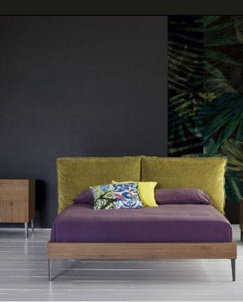 Habitació llit gran Zero 16   Capçal entapissat   Devina Nais   Mobles Gifreu distribuïdor oficial
