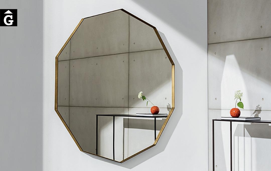 Marc mirall Visual decagonal i gran | Sovet | mobles Gifreu | Botiga Girona | Distribuïdor Girona