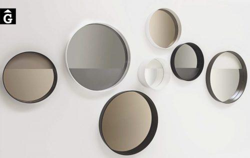 Miralls decoratius Horizon | Detall acabat interior | Sovet | mobles Gifreu | Botiga | Distribuïdor Girona