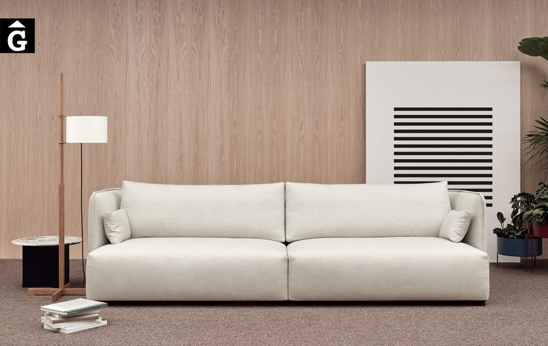 Sofà Joquer Serene   Premium   Joquer   Sofàs a mida   grans   llargs   Moderns   Modulars   per la teva llar   Comprar sofà   mobles Gifreu   Botiga   Distribuïdor Girona