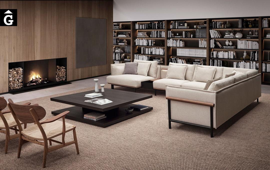 Sofà raconer Silence Joquer | Calma pura | Joquer | Sofàs a mida | grans | llargs | Moderns | Modulars | per la teva llar | Comprar sofà | mobles Gifreu | Botiga | Distribuïdor Girona