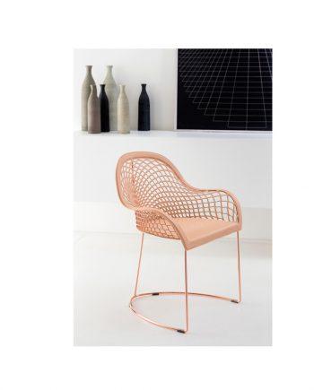 Cadira amb braços Guapa P M CU de MIDJ  Taules i cadires de disseny actual   modern i conservador  casual i elegant   mobles Gifreu   Productes de qualitat