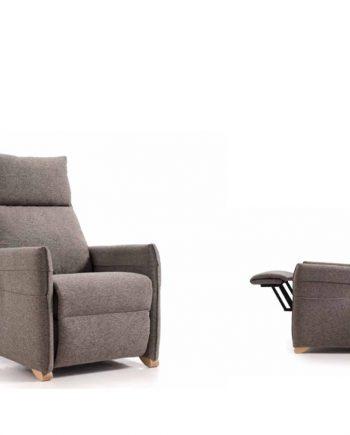 Silló relax modern Titan | Reyes Ordoñez Sofas disseny i qualitat alta distribuïdor oficial mobles Gifreu
