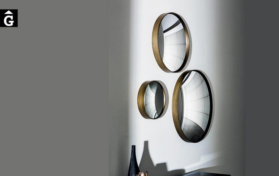 Miralls decoratius convexos i còncau Sail | Sovet | mobles Gifreu | Botiga | Distribuïdor Girona